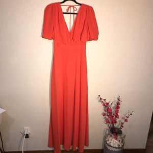 NWT J Crew Felicity Long Gown